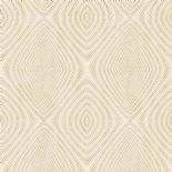 Passenger Wallpaper TP21280 Rhombus Beige By DecoPrint For Galerie